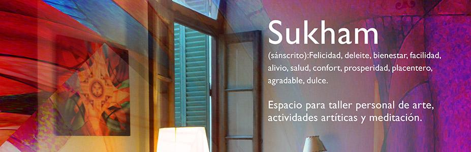 Sukham: espacio de arte y meditación en Rosario